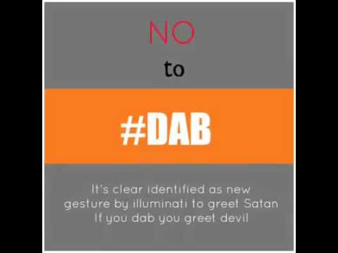 what does dab mean