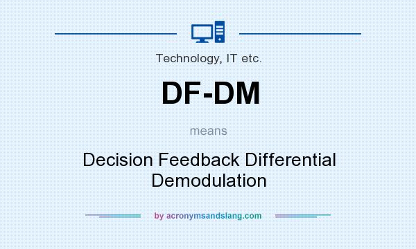 what does df mean