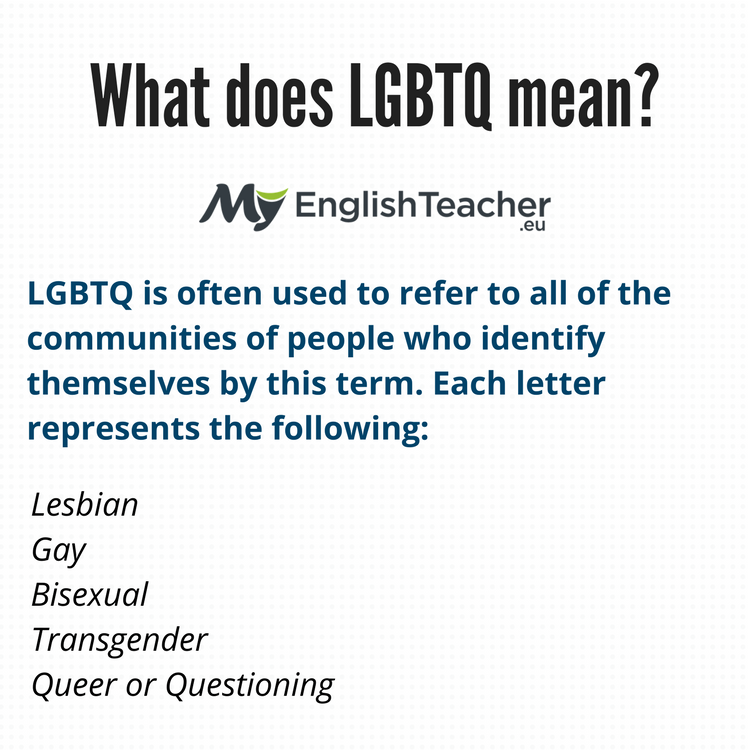 what does lgbtq mean