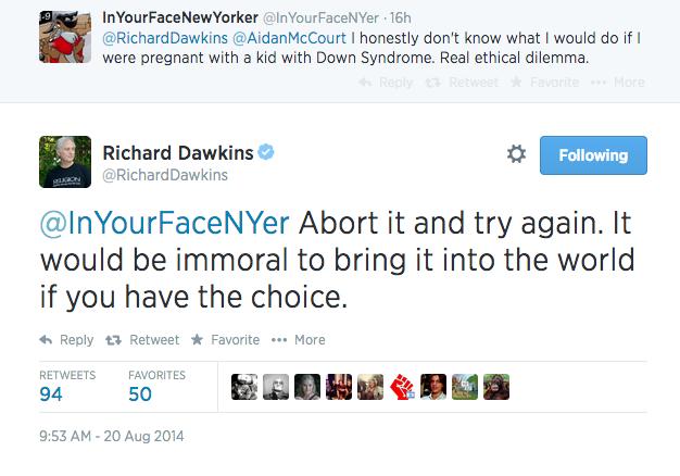 dawkins tweet 2