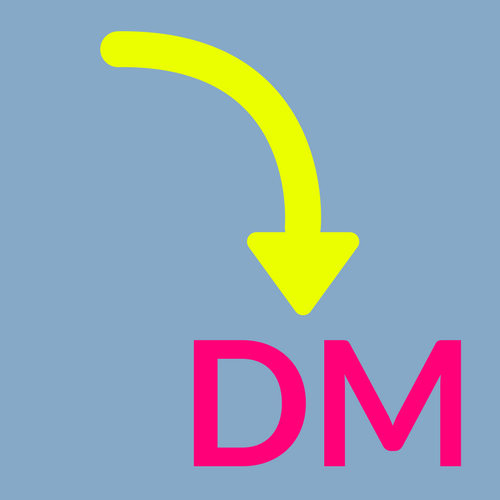 what does dm mean graphic