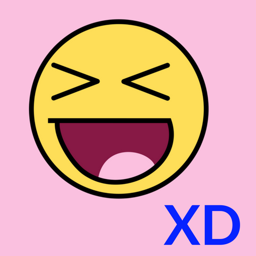 what does xd mean graphic