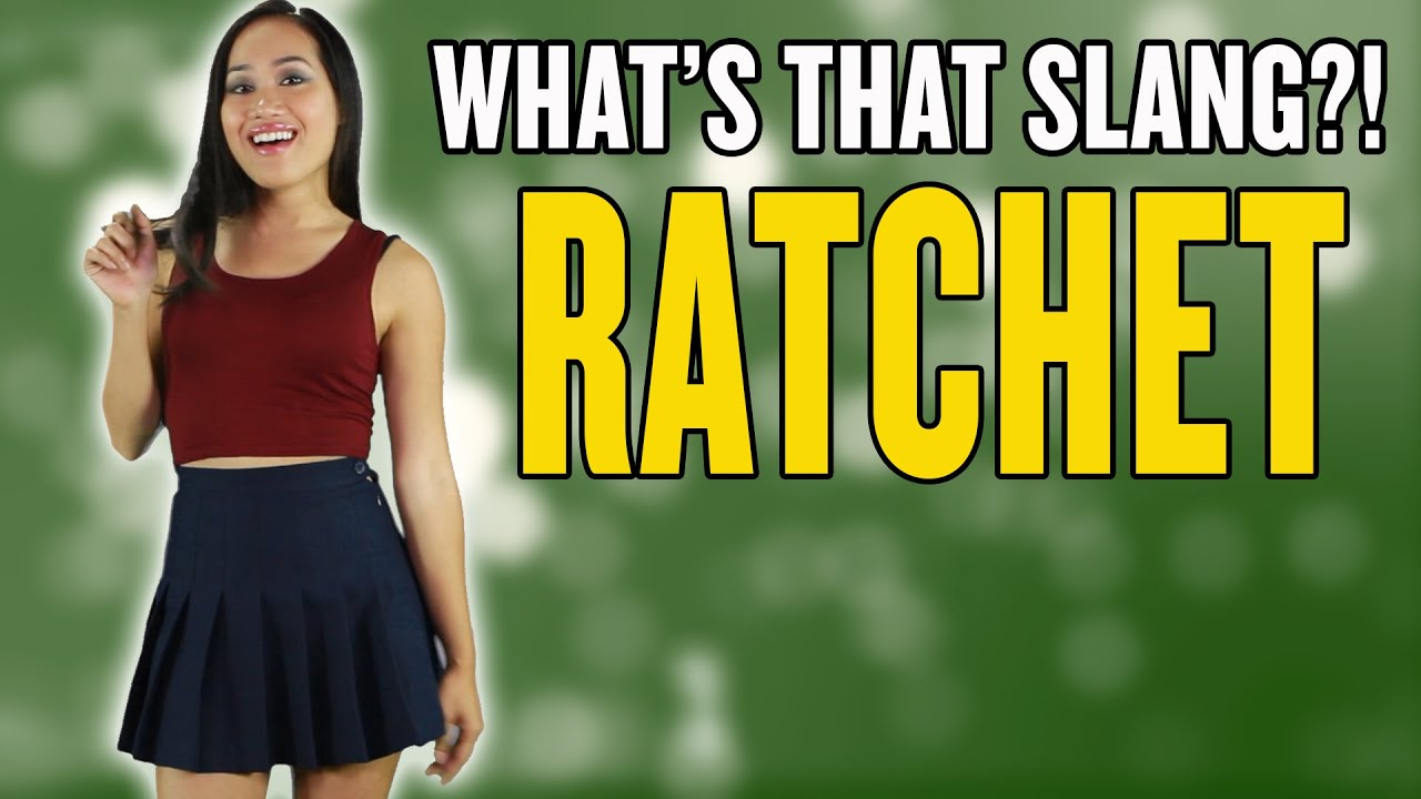 what does ratchet mean