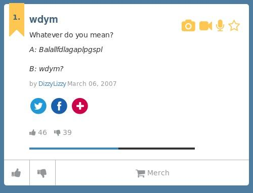 what does wya mean