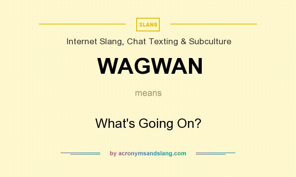what does wag1 mean