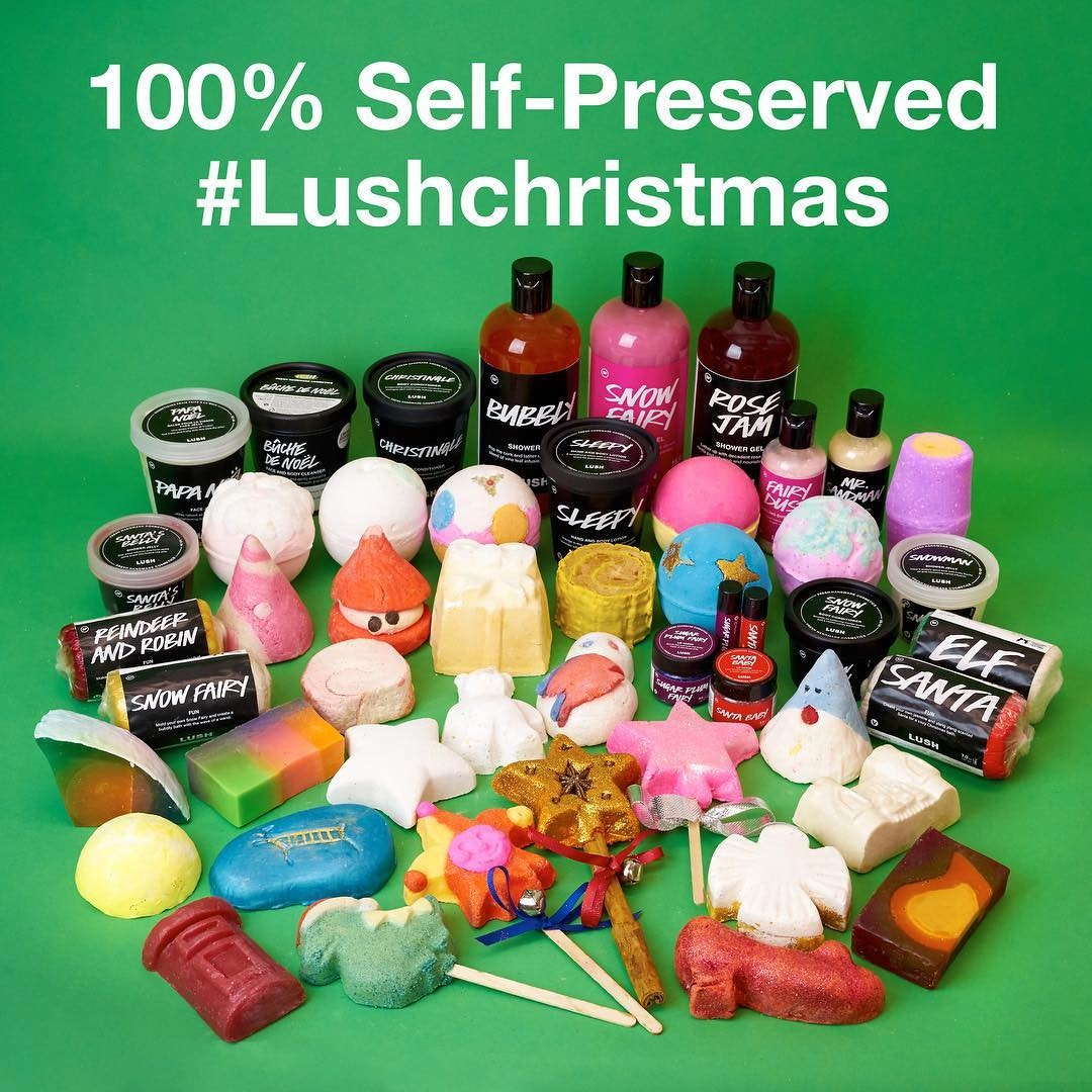 what does lush mean