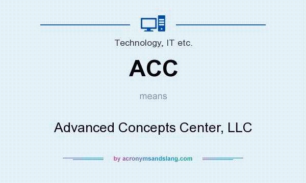 what does acc mean